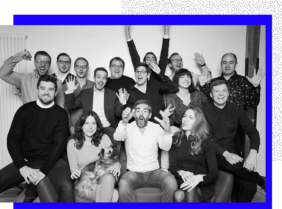 The NCA Team, people and events